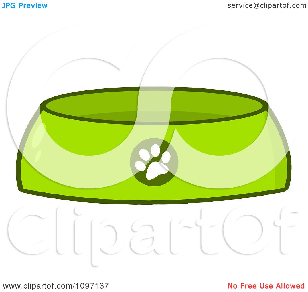clipart dog bowl - photo #31