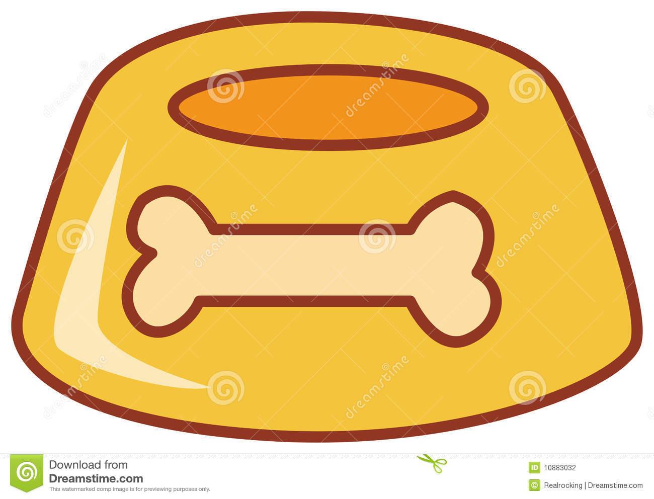 clipart dog bowl - photo #12