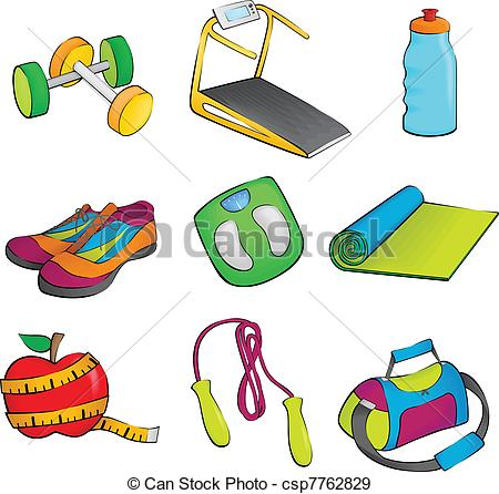 Exercise Clipart