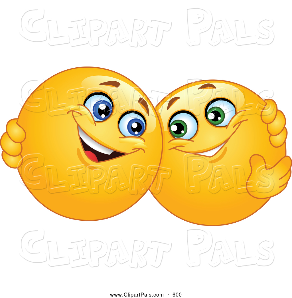 Emoticons Smiley Faces Clipart - Clipart Kid