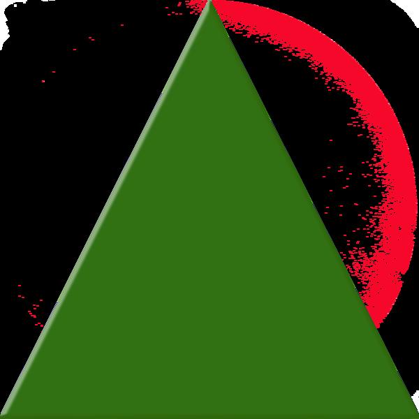 Triangle Clipart triangle clipart - clipart kid