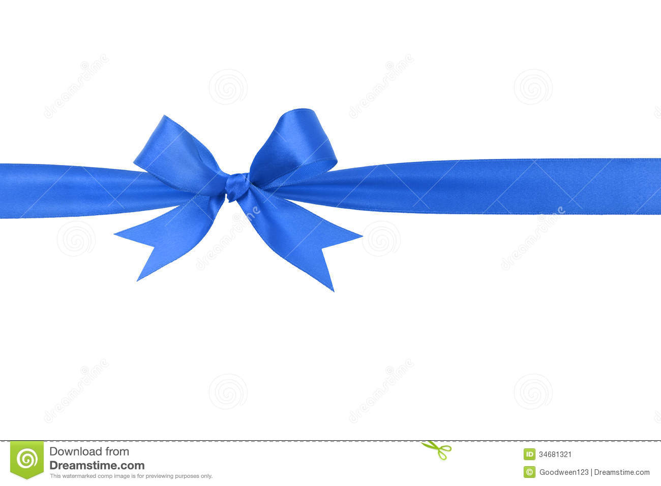Blue ribbon banner clipart clipart panda free clipart images - Image Gallery Light Blue Ribbon Border