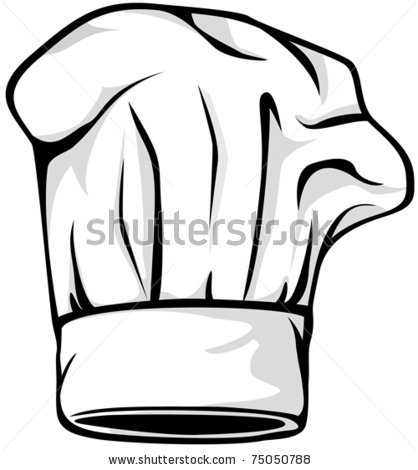 Hat Clipart Chef 20hat 20cli 20black Cook Hat Clipart Cook Hat Clipart