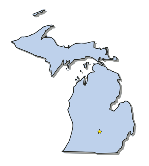 Michigan   Http   Www Wpclipart Com Geography Us States Michigan Png