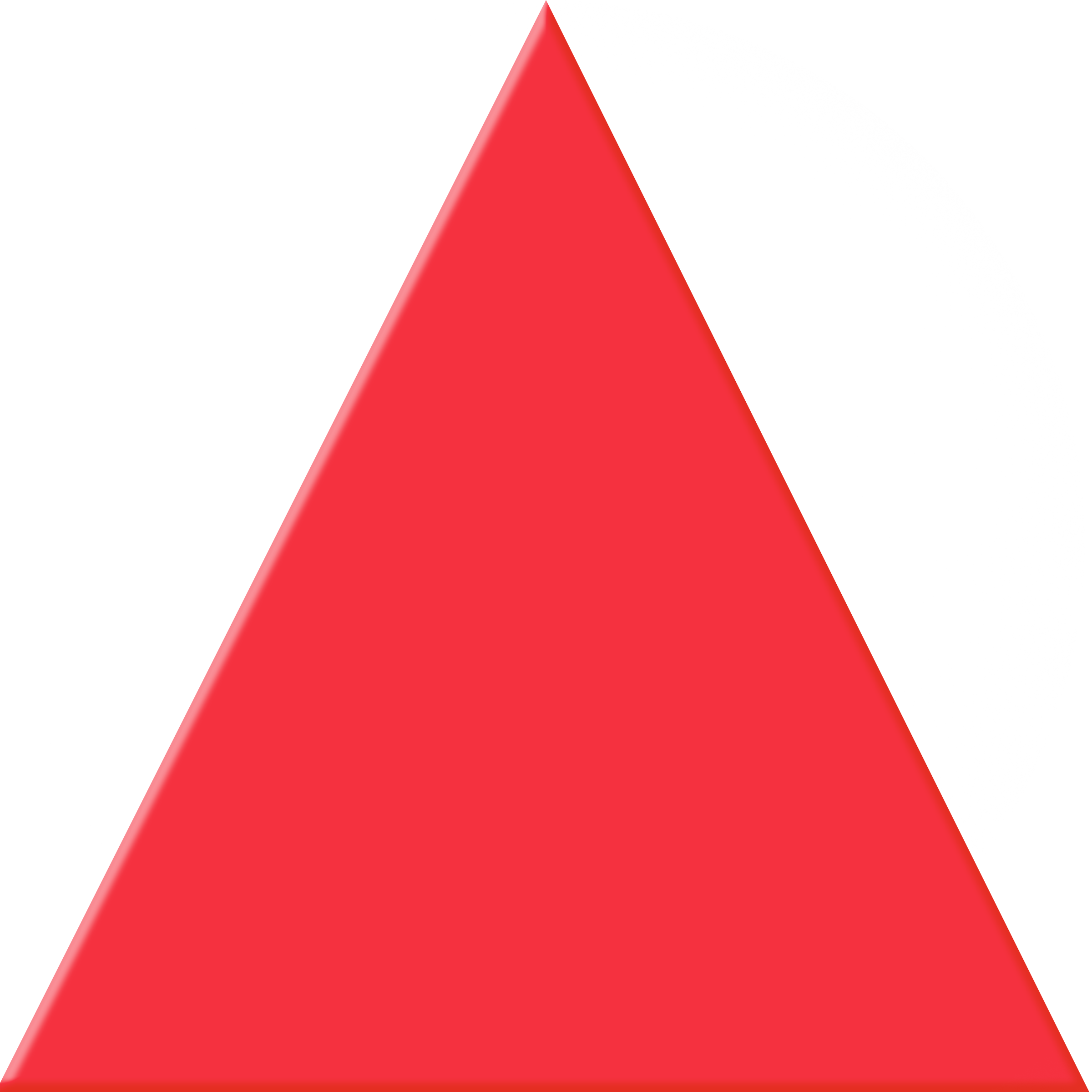 Red Triangle   Free Images At Clker Com   Vector Clip Art Online