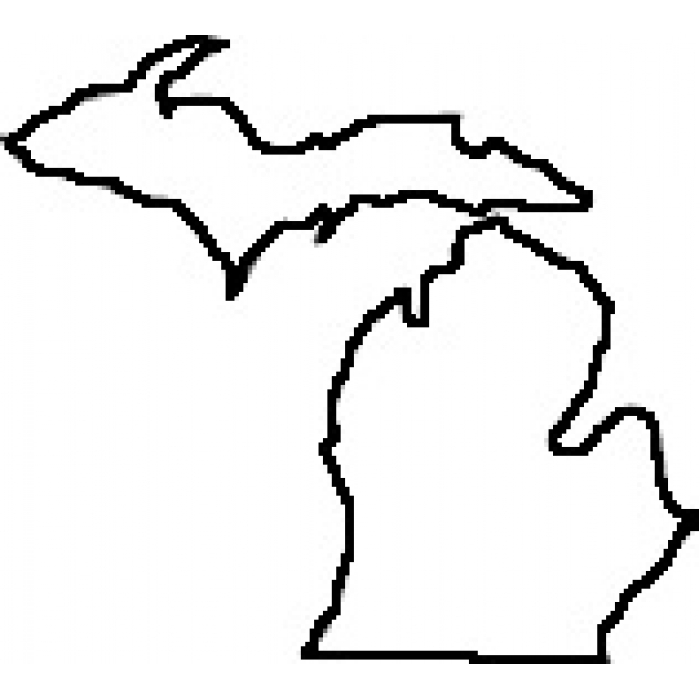 State Of Michigan Picture   Clipart Best
