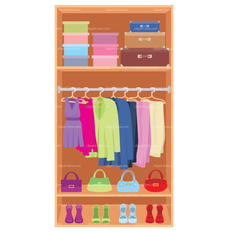 Clip Art Closet Clipart clothes closet clipart kid wardrobe dqdkzei