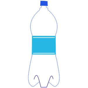 Clip Art Empty Bottle Clipart - Clipart Suggest