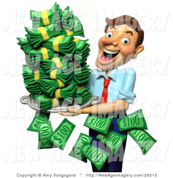 Loan Officer Clip Art