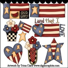 More Clip Art More Clipart Patriotic Freedom Rings 4th Of July Clipart