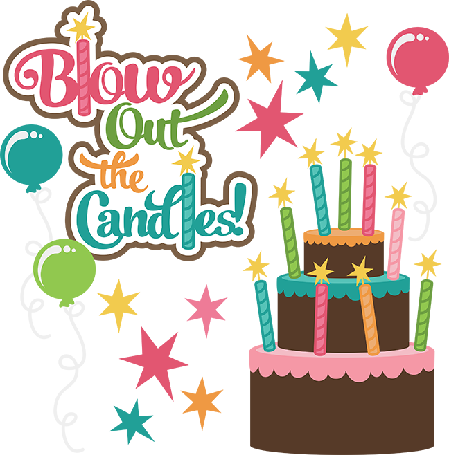 Number 11 Birthday Clipart Svg Birthday Clipart Cute