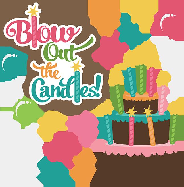 Happy Birthday Girl Clipart - Clipart Kid