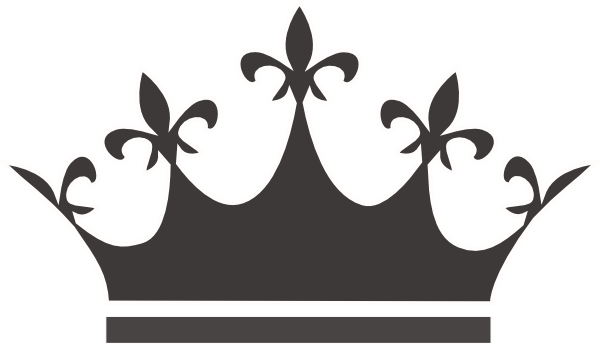 Queen Crown Clip Art At Clker Com   Vector Clip Art Online Royalty