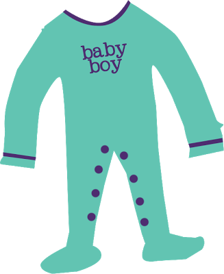 Were For Baby Girls So Today I Created One Which Is For A Baby Boy