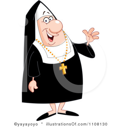 Catholic Nun Clipart Nun Clipart