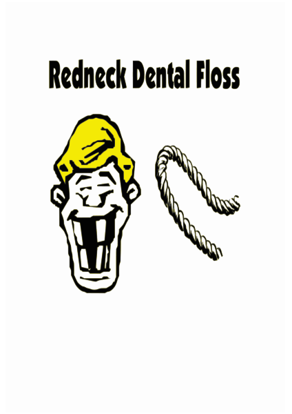 Royalty Free Redneck Clipart Illustration Dennis Cox Stock Funny