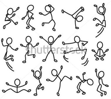 Body movement clipart clipart suggest for Body movement drawing