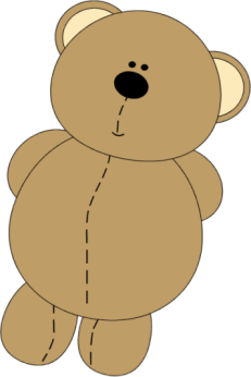 School Teddy Bear Math Clipart - Clipart Kid