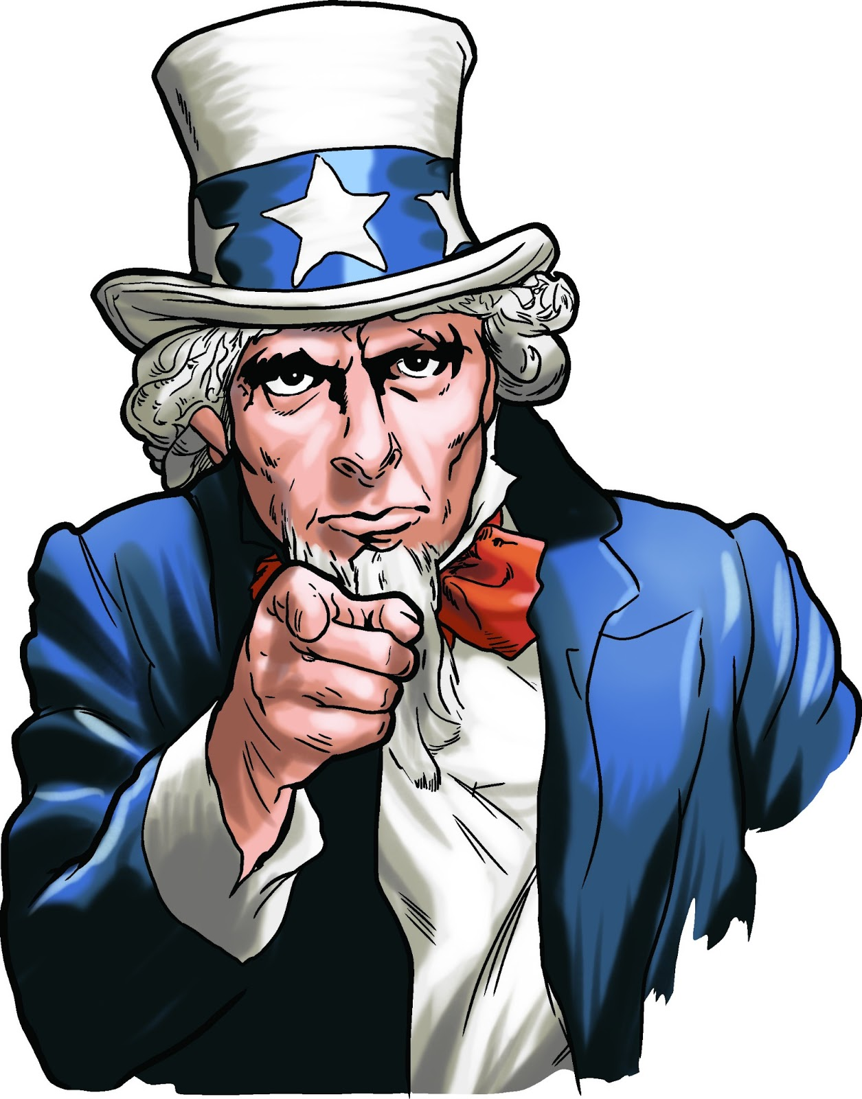 Uncle Sam I Want You Clipart Uncle Sam Pic   Clipart Best