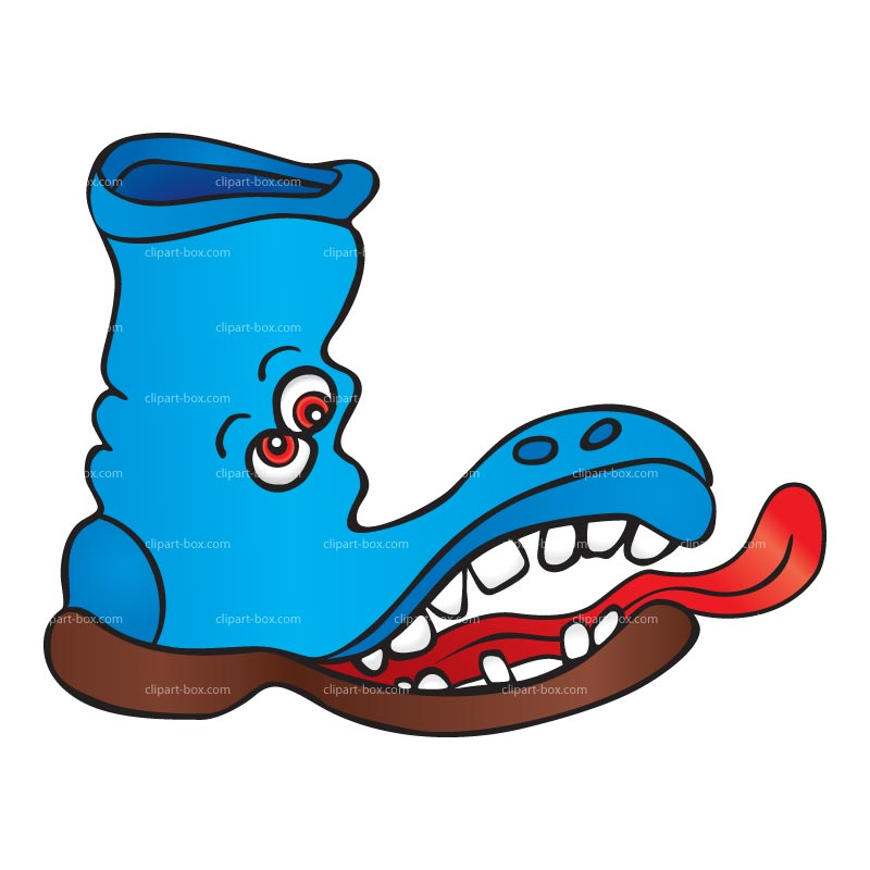 Cartoon Shoes Clipart   Free Clipart