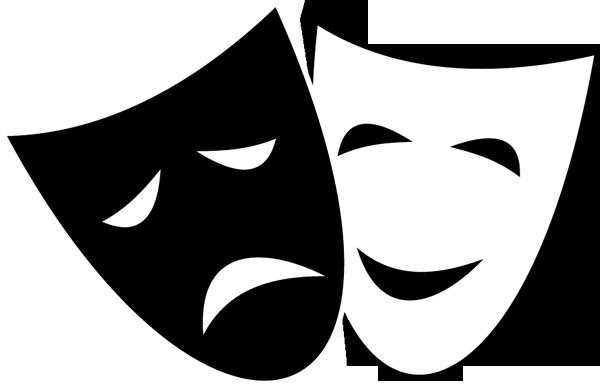 Drama Symbols Clipart - Clipart Kid