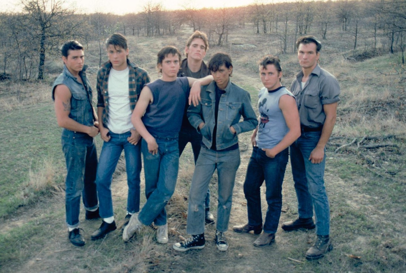 Greasers   The Outsiders Photo  17516515    Fanpop