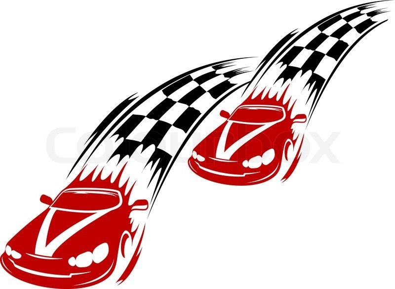 Nascar Black And White Clipart   Cliparthut   Free Clipart