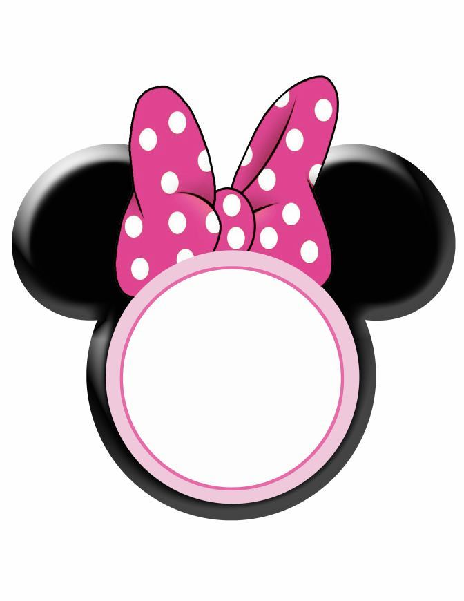 Pink Minnie Mouse Png   Clipart Panda   Free Clipart Images