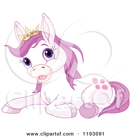 Royalty Free  Rf  Clipart Of Ponies Illustrations Vector Graphics  1