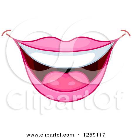 Royalty Free  Rf  Illustrations   Clipart Of Lips  1