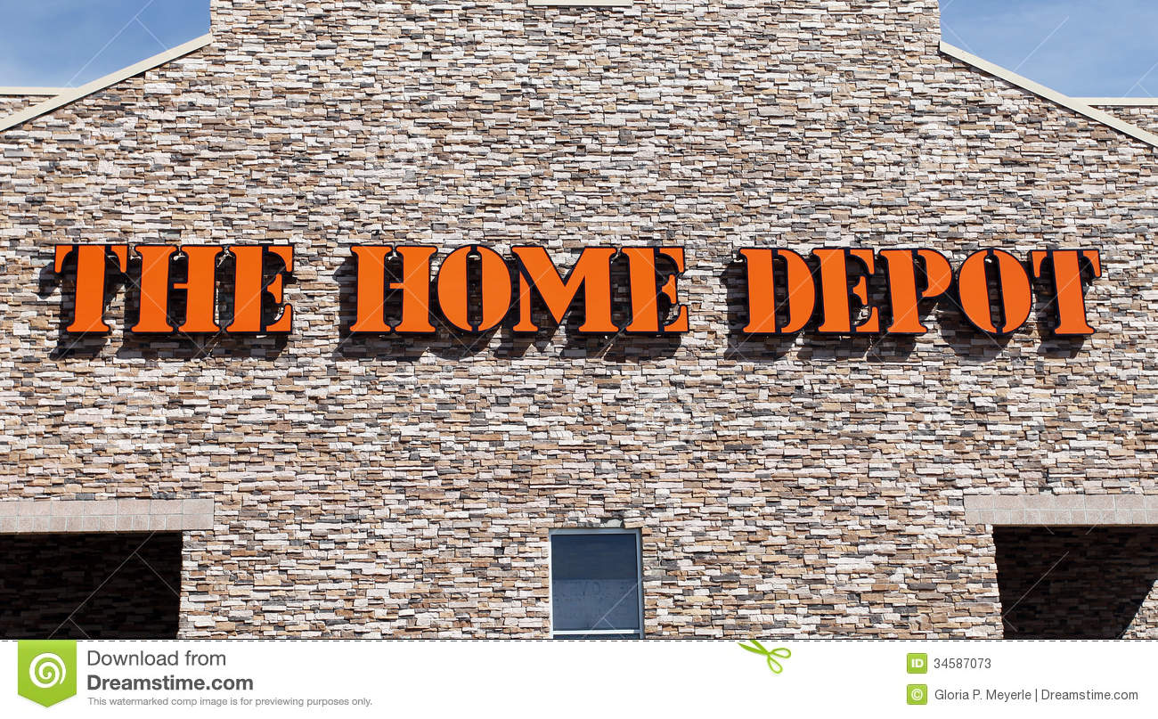 The Home Depot Is An American Retailer Of Home Improvement And