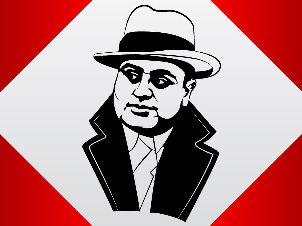Al Capone Vector
