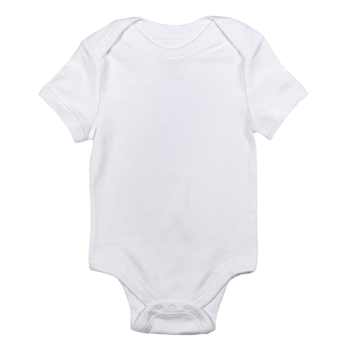 Baby Onesie White Trans   Free Images At Clker Com   Vector Clip Art