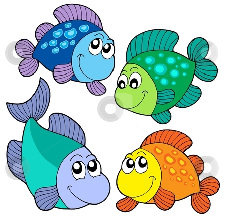 Cute Sea Animal Clipart Cute Ocean Animal Clip Art