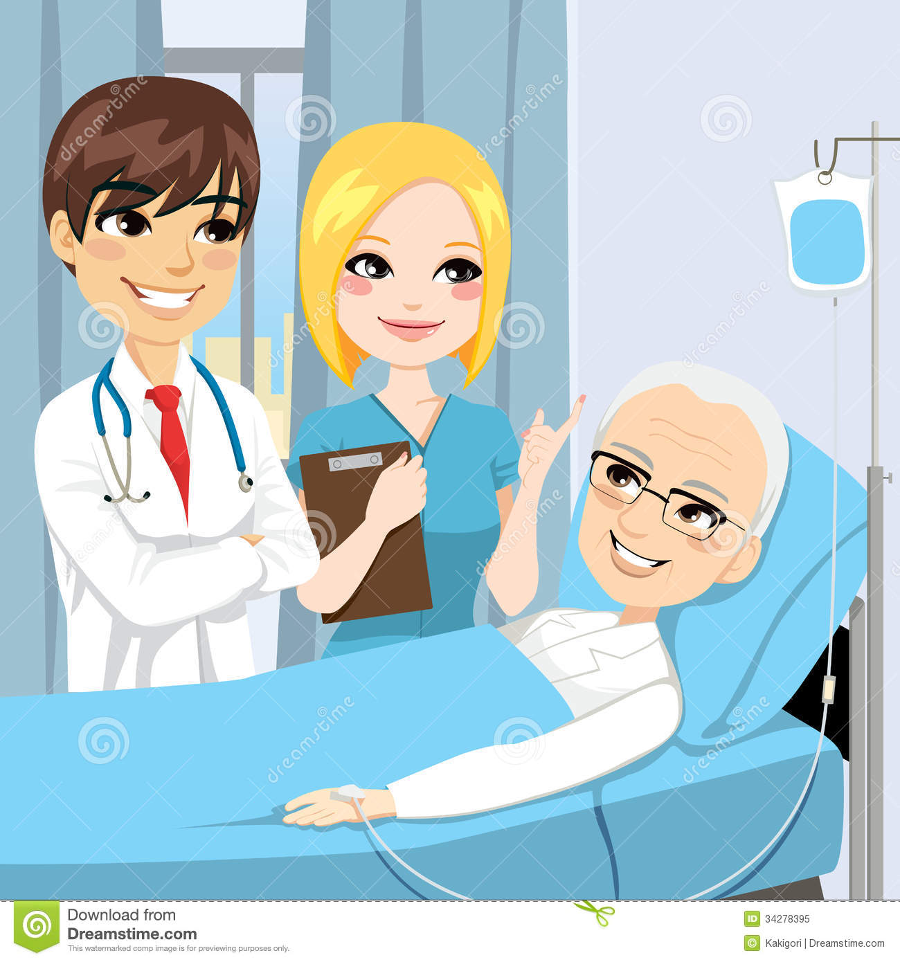 Doctor Visit Senior Patient Royalty Free Stock Photo   Image  34278395