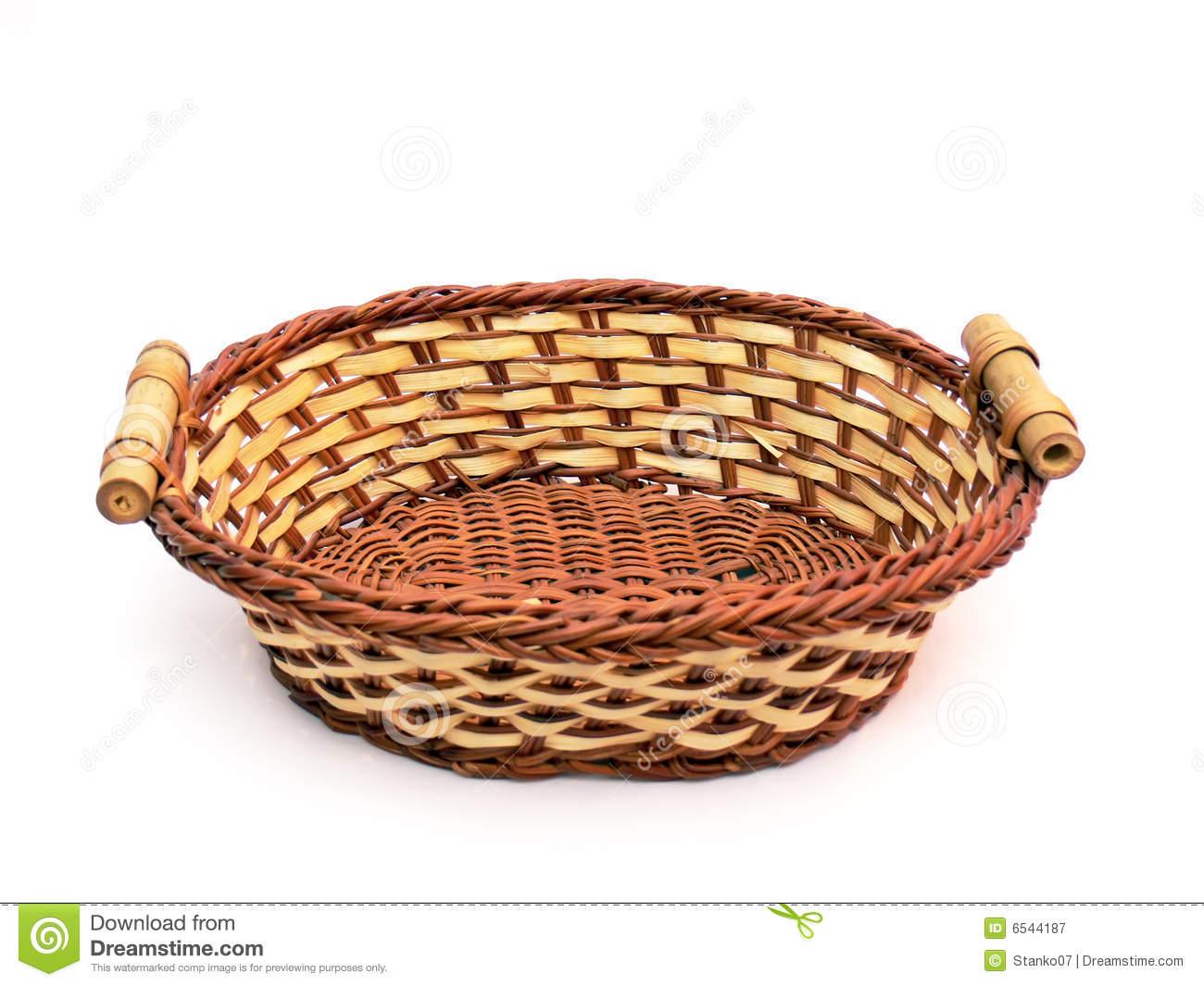Basket Clip Art : Empty basket clipart suggest