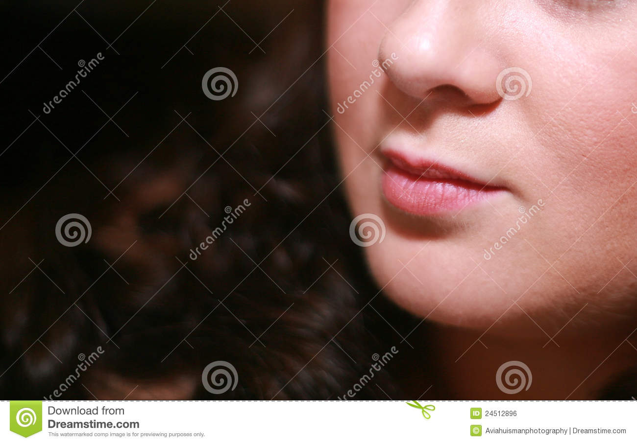 Fresh Kissable Lips Royalty Free Stock Image   Image  24512896
