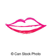 Kissable Lips Illustrations And Clip Art  2589 Kissable Lips Royalty