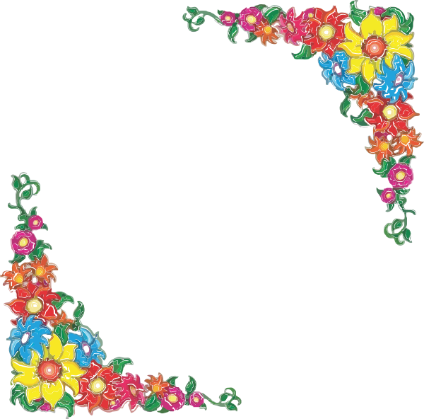 Hispanic Borders Clipart - Clipart Suggest
