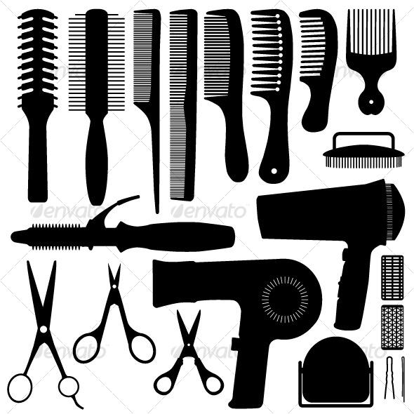Hair Dryer Clip Art ~ Hair blower clipart suggest