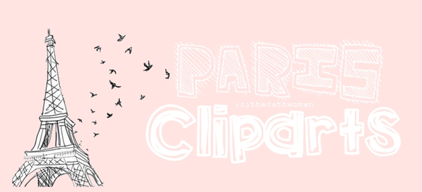 Paris Clipart Pack  By Girlwithkissablelips On Deviantart