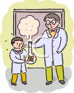 Chemistry Teacher Clipart - Clipart Kid