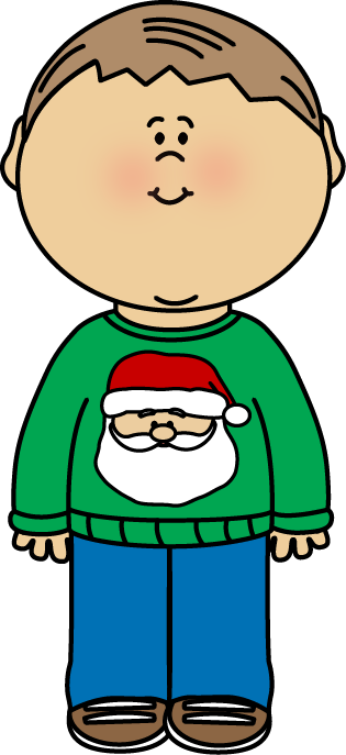 Christmas Sweater Clipart Cardigan Pictures