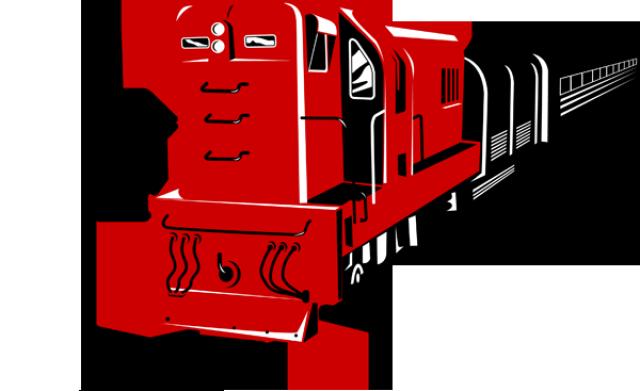 Clip Art Cargo Train   Duwilu44