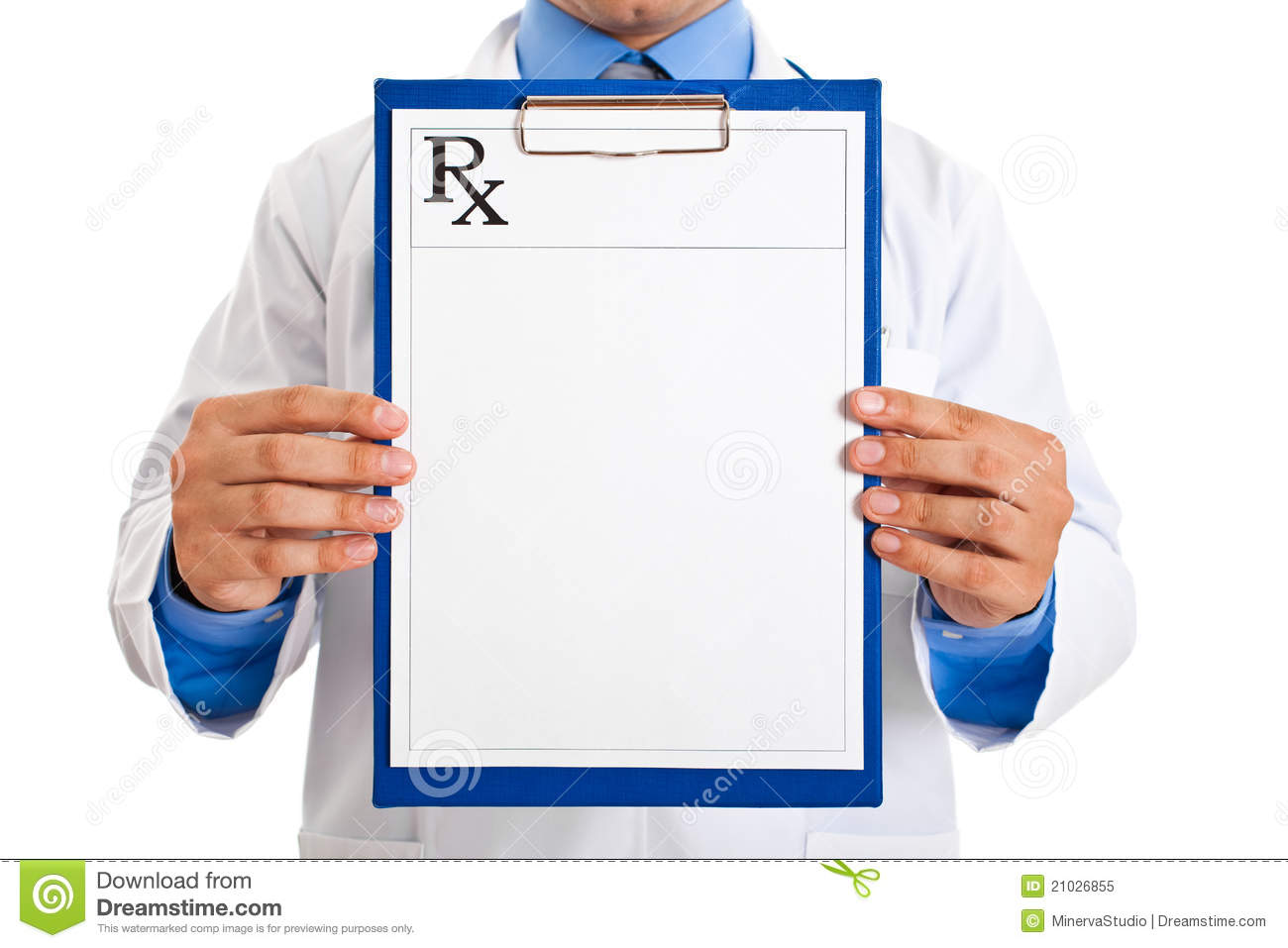 Prescription Pad Clipa...