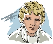 Earhart S Final Resting Place Believed Found  Learn More About Earhart