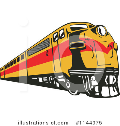 Freight Train Illustrations And Clipart   Free Clip Art Images