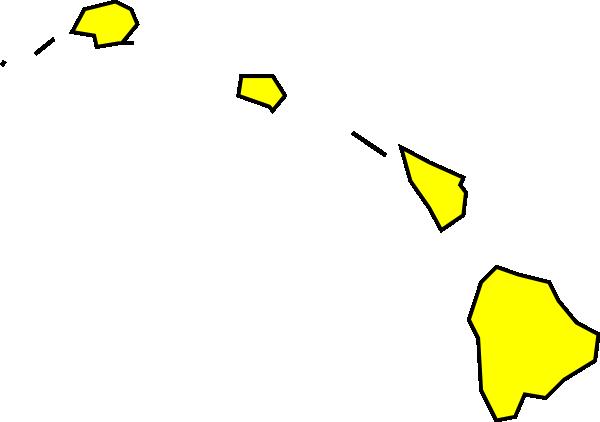 Hawaiian Islands Clipart - Clipart Kid