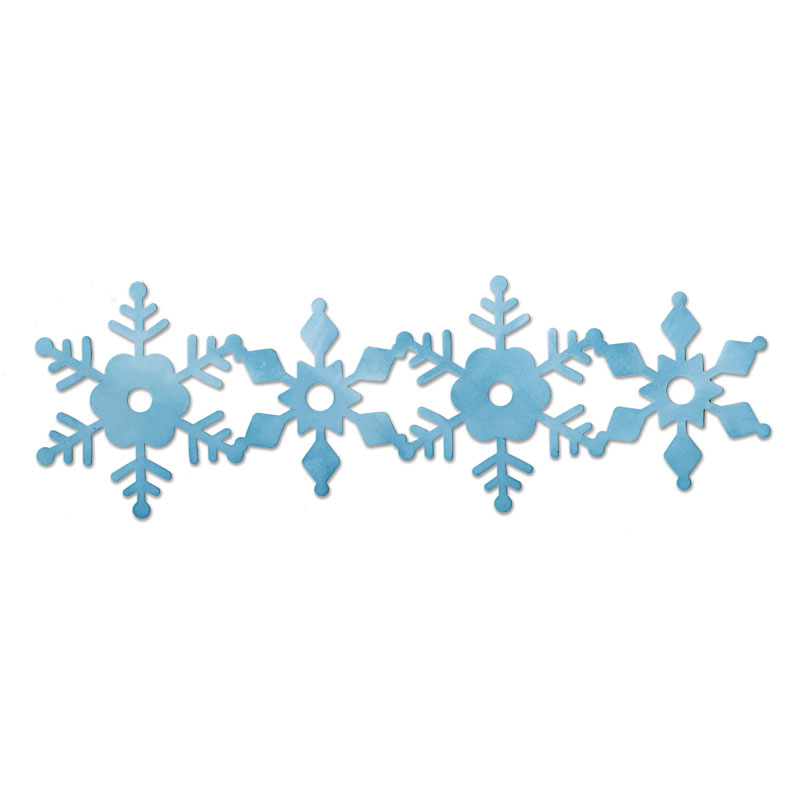 Google Borders Snowflake Clipart - Clipart Kid