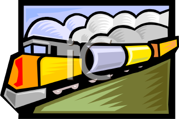 The Clip Art Directory   Train Clipart Illustrations   Graphics
